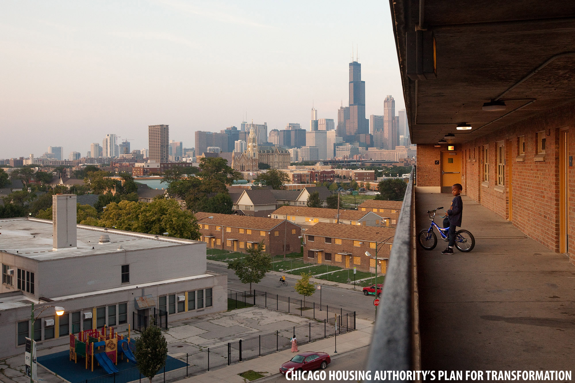 Chicago Housing Authority's Plan for Transformation